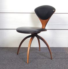 1950s, Plycraft Desk Chair — Norman Cherner