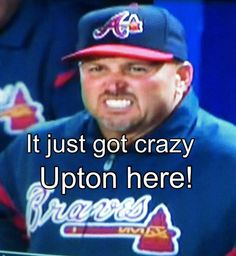 Because one Upton just isn't enough...you need one to tie it, and one to win it!! :)