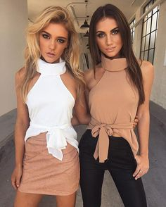 Outfit combinations for you and your bestie Express 2 day international shipping now available USA, UK, CANADA, AUS, NZ & selected areas of EUR.