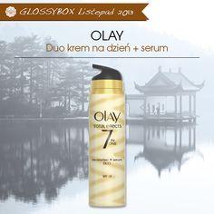 OLAY - Duo krem na dzień + serum