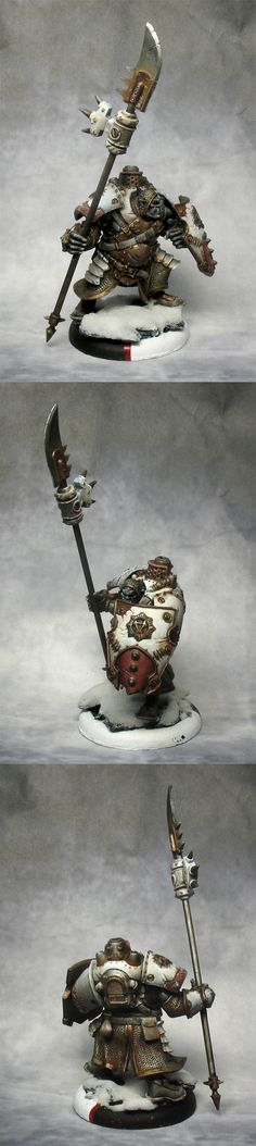 The Internet's largest gallery of painted miniatures, with a large repository of how-to articles on miniature painting Warhammer Eldar, Warhammer Figures, Privateer Press, Man O, Figure Model, Love Painting, War Machine, Painting Techniques, Trains