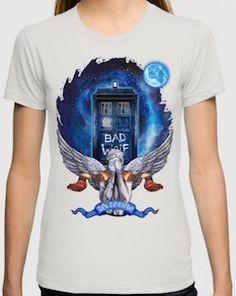 Doctor Who Memories T-Shirt - http://www.thlog.com/doctor-memories-t-shirt/