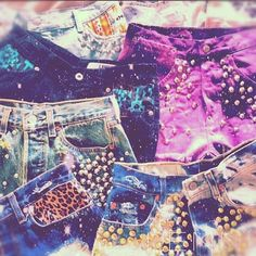 Studded Cut-Offs | 11 Tired Hipster Fashion Trends That Are All Over Instagram