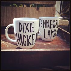 You can be my Dixie Chicken I will be your Tennessee Lamb. We can walk together down in Dixie Land.