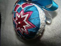 Dekorácie - Srdiečko tyrkysovo-ružové - 6424990_