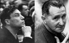 Today is the birthday of Boris Pasternak (1890-1960) and Bertolt Brecht (1898-1956).    Boris Pasternak was a Russian language poet, novelist, and literary translator.  More about Pasternak and his poems on Poemhunter:  http://www.poemhunter.com/boris-pasternak/    Bertolt Brecht was a German poet, playwright, and theatre director.  More about Brecht and his poems on Poemhunter:  http://www.poemhunter.com/bertolt-brecht/  Happy Birtday Boris Pasternak! Happy Birthday Bertolt Brecht!