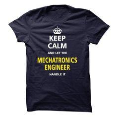 Let the MECHATRONICS ENGINEER T Shirt, Hoodie, Sweatshirt