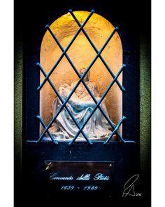 Convento Della Pietà #objects #religion #statue #faith #classic #italy Tropea #pieta