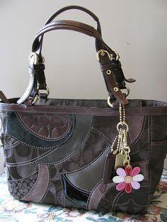 Black Treesje Handbag