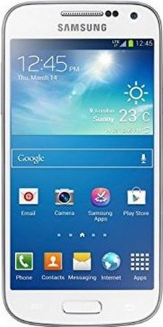 Samsung Galaxy S4 Mini GT-i9195 Unlocked Phone, Retail Packaging, White Frost - For Sale Check more at http://shipperscentral.com/wp/product/samsung-galaxy-s4-mini-gt-i9195-unlocked-phone-retail-packaging-white-frost-for-sale/