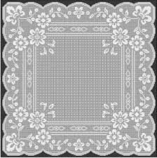 filet crochet patterns pinterest - Google'da Ara