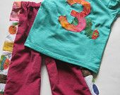 Super cute handmade kid clothes made by my friend in Washington.