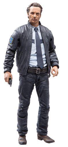 "Walking Dead 5"" Walgreens Exclusive Constable Rick Grimes Figure"