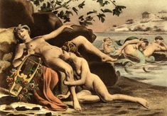 SIRENAS-Édouard-Henri_Avril.jpg (800×559)