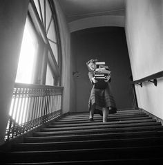 Malabarismo Foto: Stanley Kubrick