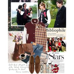 """""""""""There's nothing like deep breaths after laughing that hard. Nothing in the world like a sore stomach for the right reasons."""" - Charlie, Perks of Being a Wallflower."""" by bittersweet89 on Polyvore"""