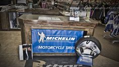 Michelin in stock!