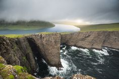 Adrift in the North Atlantic ocean is a rugged, windswept archipelago of 18 Islands that are so dramatic in their beauty, they seem to come straight out of the pages of a Jules Verne novel. The Faroe Islands are like nothing you've seen before. Midnight Sun, Faroe Islands, Travel Abroad, Landscape Photographers, Great View, The Guardian, Tourism, Around The Worlds, Adventure