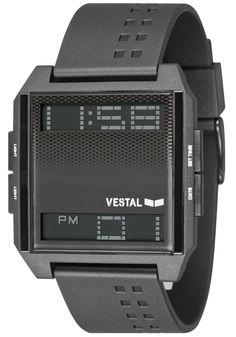 Vestal DIG008 Digichord - The Coolest Watches from Watchismo.com