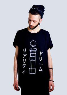 Doric T-shirt #revolutiontomorrow