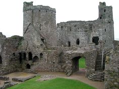 My ancestral home Kidwelly is a monument of Norman power and an example of castle development as the castle was often altered on to conform to the latest thinking in military science. Roger, bishop of Salisbury, the justiciar of England, established Norman power in the area and the ringwork castle he built here was one of a series of strongholds designed by the Normans to secure the new conquests of south Wales by commanding the river passes here and at Laugharne, Llansteffan and Loughor.