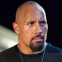 Dwayne ''the Rock'' Johnson Rock Johnson, Dwayne The Rock
