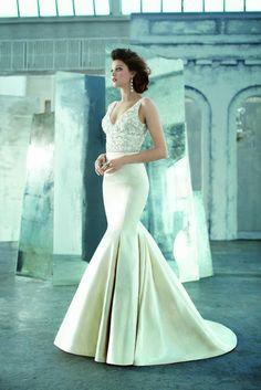 Sensacionales Vestidos de Novia corte de Sirena