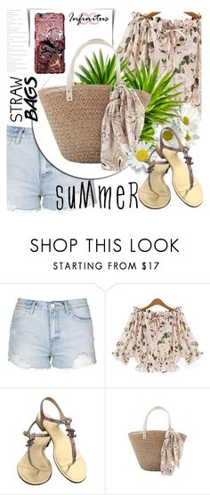 """www.infinituscases.com"" by infinituscases ❤ liked on Polyvore featuring Topshop and Chanel"