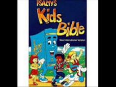 Salty Kid's Bible - The Bible Alphabet Song - YouTube