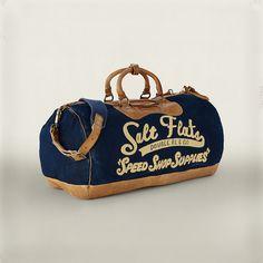 RRL Salt Flats Bag