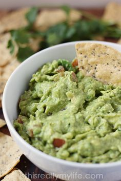 Homemade Holy Guacamole puts a spicy spin on St. Pat's Day thx to @Emily Schoenfeld Hill