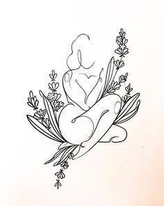 Body Art Tattoos, Tattoo Drawings, Small Tattoos, Art Drawings, Ink Tattoos, Tatoos, Outline Art, Future Tattoos, Skin Art