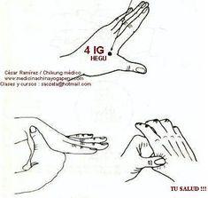 TU SALUD: El Punto 4IG ( El meridiano del pulmón )