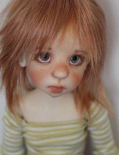 so cute - doll by Kaye Wiggs