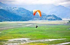 #paragliding #Adventure #pokhara
