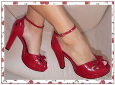 Budget Chic - How to Do Fashion on A Tight Budget - http://budgetchic.org/blog/rockabilly-heels/