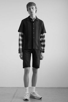 Male Fashion Trends: Sandro Spring-Summer 2018 Collection