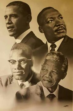 Big up these men that helped shape the world . Pinterest @onelitlife ✨ melanin