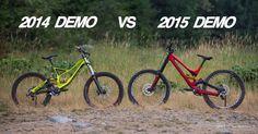 DEMO vs DEMO - Is Newer Better? - Pinkbike