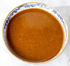 Homemade Worcestshire sauce is delicious and AIP compliant [I wonder how this would be thickened as a steak sauce.]