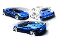 Flavio Manzoni on Ferrari Design (video)