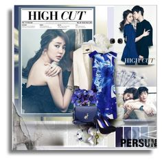 """""""High Cut - Persun"""" by shinee-pearly ❤ liked on Polyvore featuring The French Bee"""