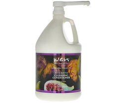 WEN by Chaz Dean Rice Cleansing Conditioner One Gallon