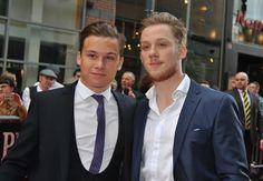 Picture - Finn Cole and Joe Cole at Cineworld Birmingham United Kingdom, Sunday 21st September 2014 | Photo 4381041 | Contactmusic.com