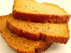 Best Downeast Maine Pumpkin Bread Recipe on Pinterest