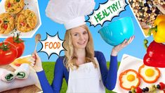 How to Cook Healthy Food! 10 Breakfast Ideas,  Lunch Ideas & Snacks for ...