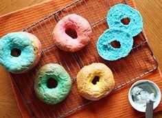 Double Rainbow Bagels Recipe: http://www.tablespoon.com/recipes/double-rainbow-bagels-recipe/1/