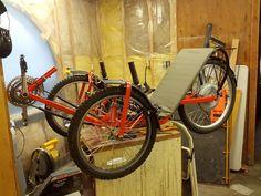Larry Bowden Design Tadpole Trike Build