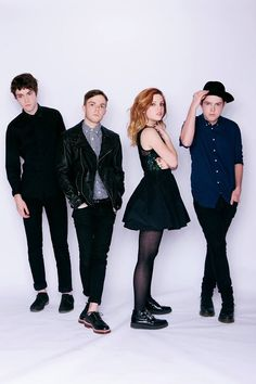 I really wish Echosmith would make new music. I really want to see them on tour