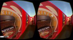 Animation1 worked on a Virtual Reality (VR) project for Nescafe.